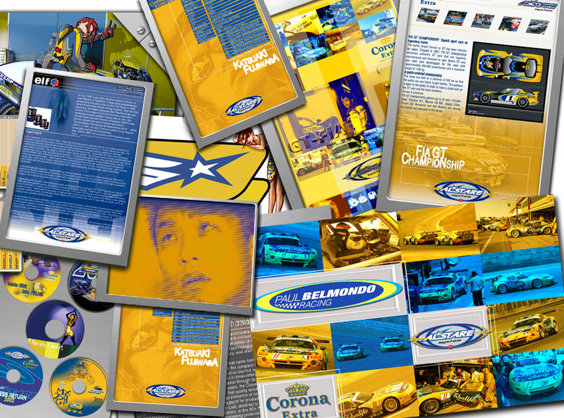 Pro Event Group : posters, folders, cartes postales, etc